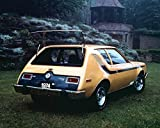1974 AMC Gremlin X Factory Photo