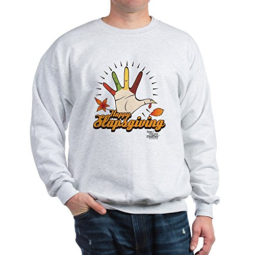 Mets Sweatshirts - CafePress HIMYM Slapsgiving - Classic Crew Neck Sweatshirt