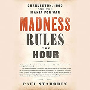 Madness Rules the Hour Audiobook