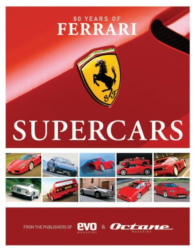 60 Years of Ferrari Supercars - 60 Ferrari
