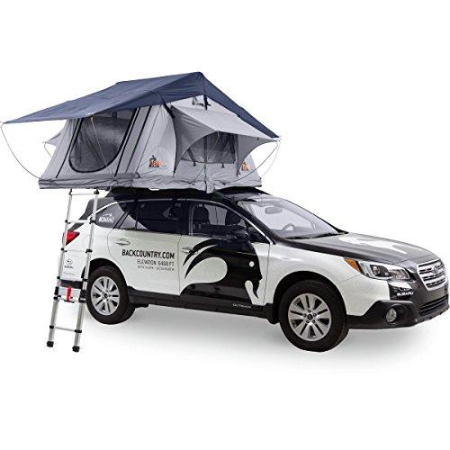 - Tepui Baja Series XL Mesh Tent: 4-Person 3-Season Gray, One Size