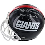 NFL New York Giants Bill Parcells Autographed Mini Helmet