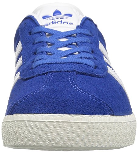 Adidas Youth Gazelle Suede Trainers Blue