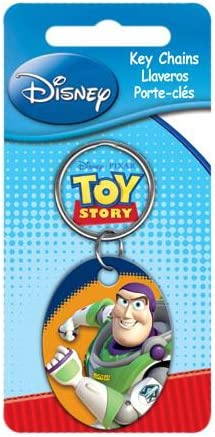 Amazon.com : Toy Story Buzz and Woody Keychain : Sports ...