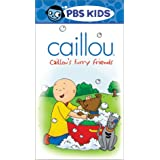 Caillou - Caillou's Furry Friends