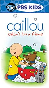 Caillou - Caillou's Furry Friends [VHS]