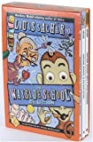img - for Wayside School Boxed Set: Wayside School Gets a Little Stranger, Wayside School is Falling Down, Sideway Stories from Wayside School book / textbook / text book