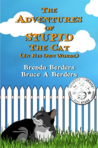 Book: The Adventures Of Stupid The Cat by Brenda Borders and Bruce A. Borders