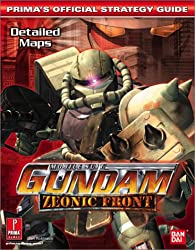 Mobile Suit Gundam: Zeonic Front: Prima's Official Strategy Guide