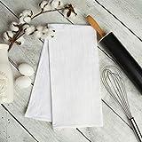 Utopia Kitchen Flour Sack Dish Towels, 12 Pack