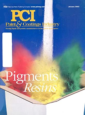 Paint & Coatings Industry: Amazon com: Magazines