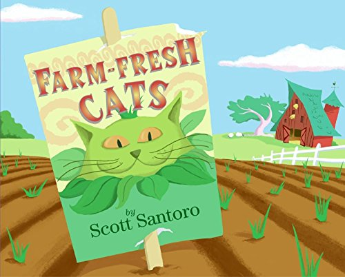 Read Online Farm-Fresh Cats ebook