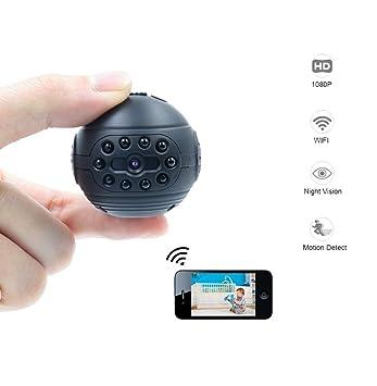 SHENGY WiFi IP Mini Kamera Wireless 1080P HD Micro Action