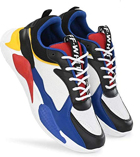 Anover 306 Casual Shoes for Men Stylish | Sneakers for Men | Running Shoes for Men Sports | Gym Shoes for Men Workout
