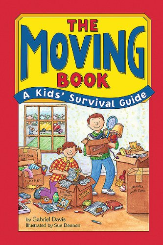 Read Online The Moving Book: A Kids' Survival Guide ebook