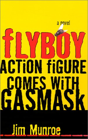Flyboy Action Figure Comes with Gasmask