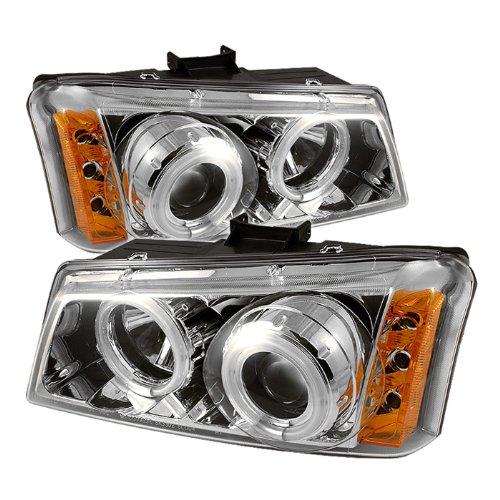 2003 silverado 2500hd headlights - 1