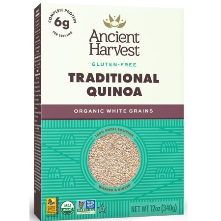 (Ancient Harvest Traditional Quinoa 12 oz (Pack of 3))