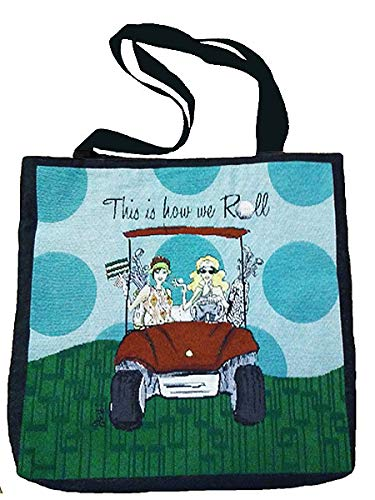 983df4590138 Image Unavailable. Image not available for. Color  This is How we roll Tote  Bag ...