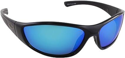 New Sea Striker Castaway Sunglasses Black Grey Lens 30801