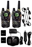Midland Outfitter GXT650VP1 18-Mile 22-Channel FRS/GMRS Two-Way Radio (Camouflage) (Pair)
