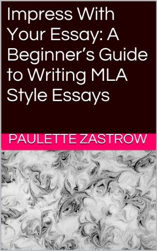 Writing mla style essay
