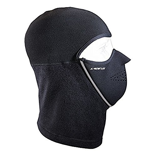 - Seirus Innovation Magnemask Combo Thick N Thin Balaclava Headwear, Small/Medium, Black