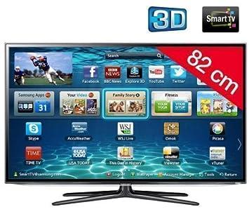 Samsung Led Fernseher Smart Tv 3d Ue32es6100 Hd Tv Amazonde