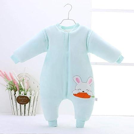 CWLLWC Saco Dormir para bebé,Otoño Invierno Prueba Patadas ...
