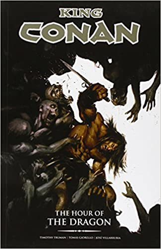 Book King Conan: The Hour of the Dragon