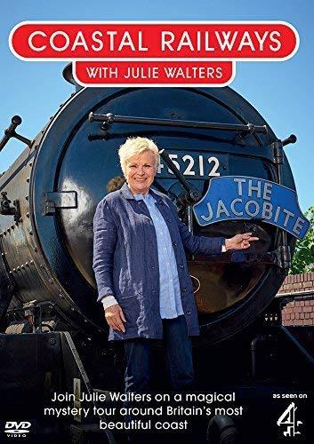 - Coastal Railways with Julie Walters [DVD]