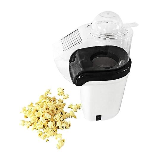 XMZWD Máquinas De Palomitas De Maíz, Popcorn Machine Air Popcorn ...
