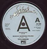 Tito Simon - Monday Morning Feeling / First Cut Is The Deepest - 12