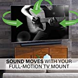SANUS Soundbar TV Mount Designed for Sonos Arc