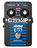 EBS Multi Comp True Dual Band Bass Compressor Pedal