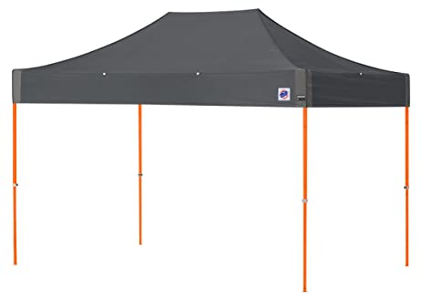 E-Z UP Speed Shelter Instant Shelter Canopy with Orange Frame and Steel Gray Top 8  sc 1 st  Amazon.com & Amazon.com : E-Z UP Speed Shelter Instant Shelter Canopy with ...