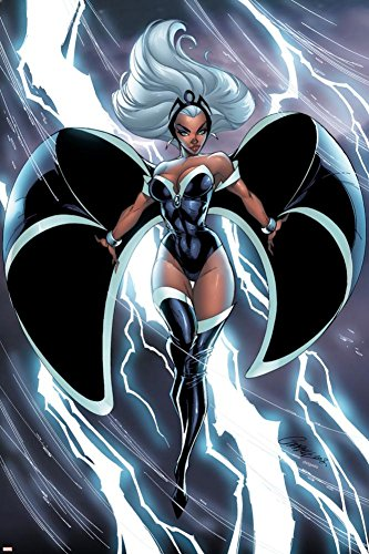 X-Men: Worlds Apart No.1 Cover: Storm Poster by J. Scott Cam