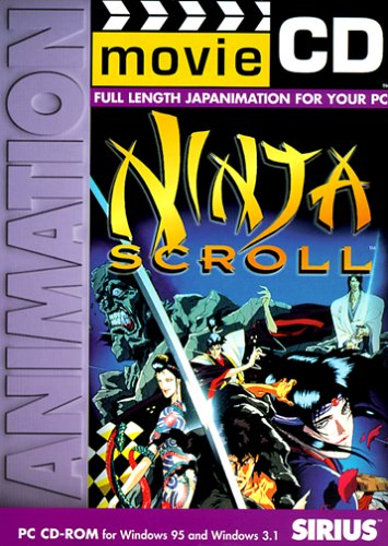 Amazon.com: Ninja Scroll: Software