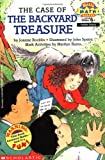 The Case of the Backyard Treasure (Hello Math Reader, Level 4) (Hello Reader! Math Level 4)
