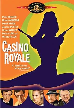 casino royale cast david niven