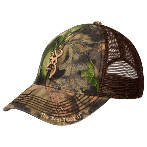 Browning 308367281 Bozeman Brown Cap, Mossy Oak Break Up Country