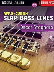 Afro-Cuban Slap Bass Lines Bgtr Book/Cd