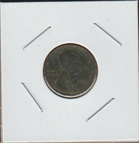 1913 D Lincoln Wheat (1909-1958) Penny Very Good