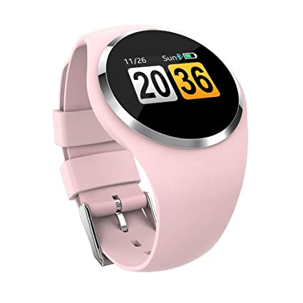 Amazon.com: Bluetooth Lady Smart Watch Fashion Women Heart ...