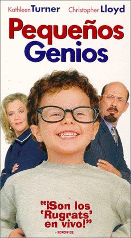 UPC 043396034433, Baby Geniuses [VHS]