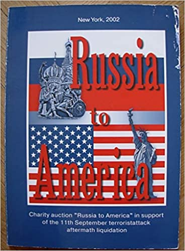 Charity auction Russian to America in support of 11th September