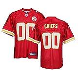 Kansas City Chiefs NFL Mens Team Replica Jersey, Red (X-Large) [Misc.]