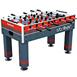 Harvil Striker 54 Inches Foosball Table for Kids and Adults...