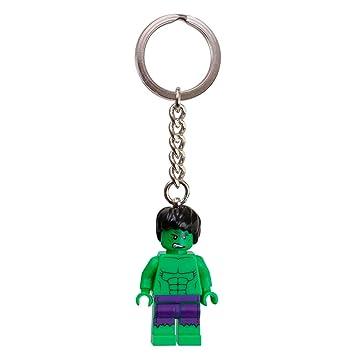 LEGO Super Heroes: La Hulk Llavero: Amazon.es: Juguetes y juegos