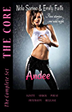 Andee (The Core, Complete Box Set): College Contemporary New Adult Erotic